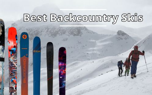 Best Backcountry Skis 2021