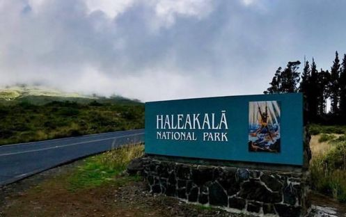 Haleakala National Park Hawaii Maui