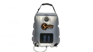 Advanced Elements Solar Powered Camping Shower Review