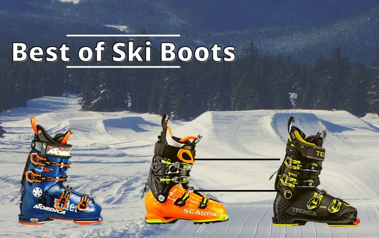 Best Ski Boots of 2021
