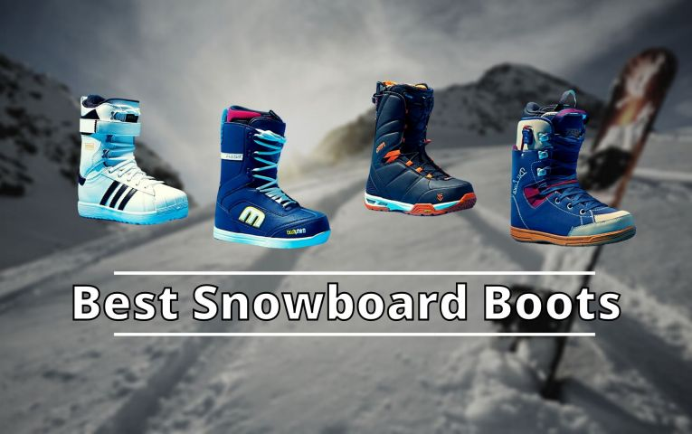 Best Snowboard Boots for 2021