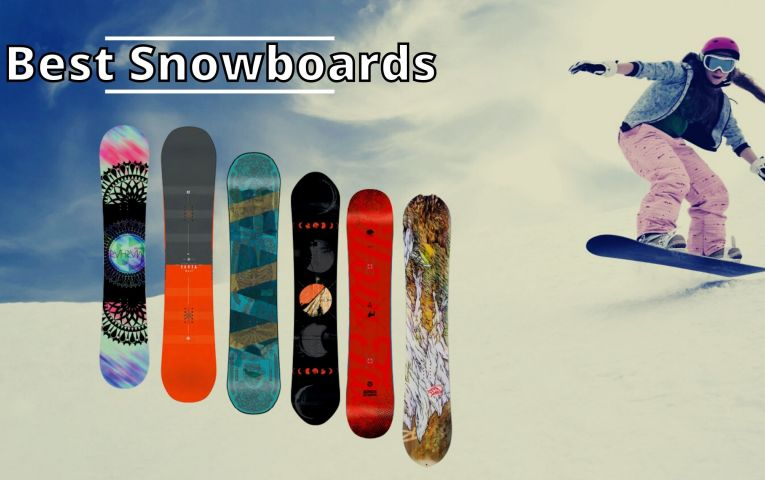 Best Snowboards of 2021