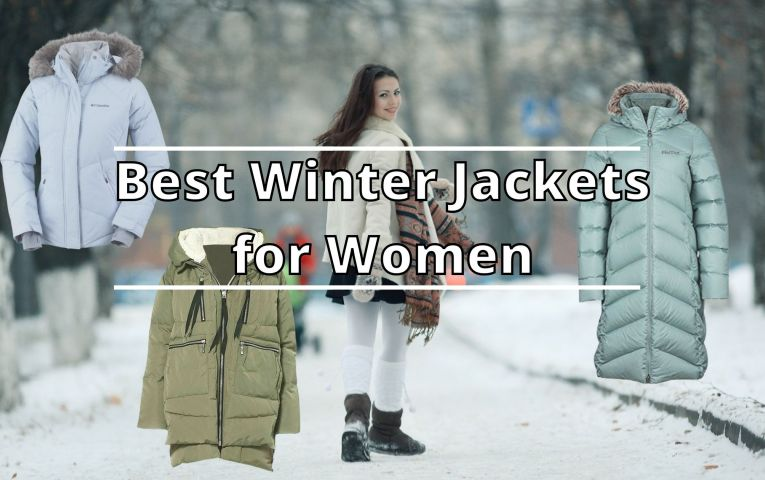 Best Winter Jackets For Women for 2021