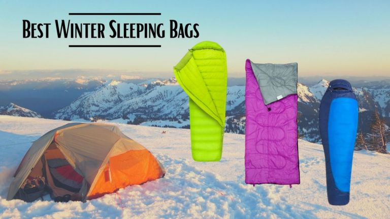 Best Winter Sleeping Bags 2021