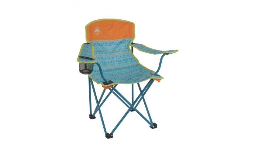 Coleman Kids Quad Chair Review