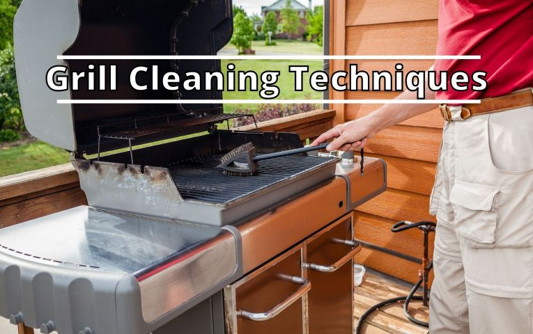 Grill Cleaning Techniques (And Why You Need to Do It)