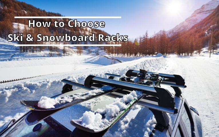 How to Choose Ski And Snowboard Racks