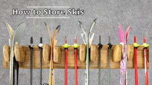How to Store Skis