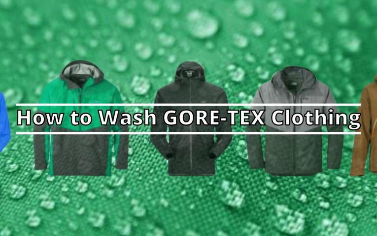 How to Wash GORE-TEX Clothing