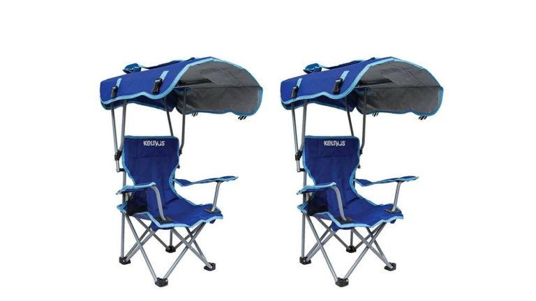 Kelsyus Kids Outdoor Canopy Chair Review