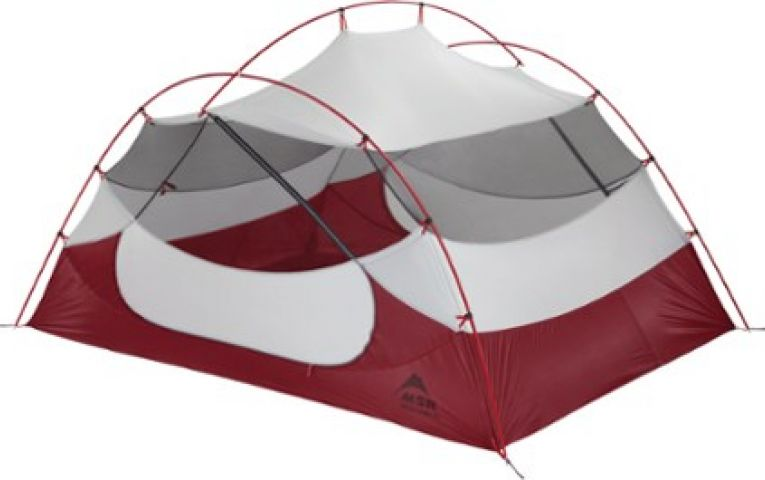 MSR Mutha Hubba NX is a 3-season freestanding tent