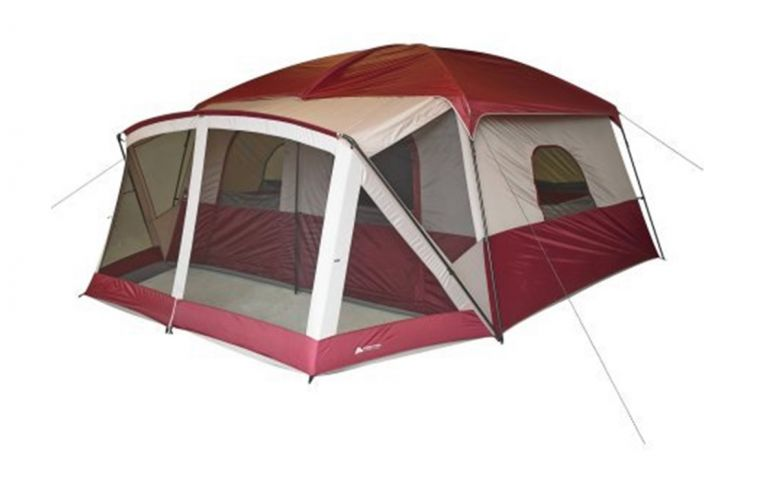 Ozark Trail 12 Person Instant Cabin Tent Review 2021