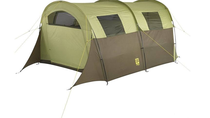 Slumberjack Overland 10 Person 3 Room Tent (Review 2021)