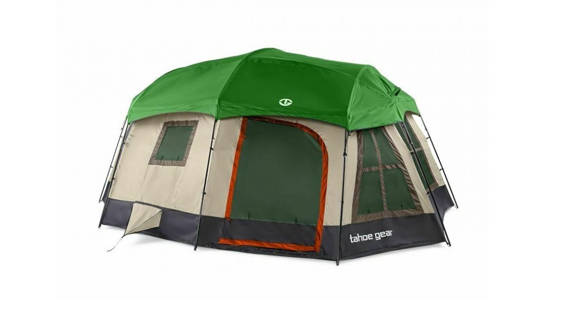 Tahoe Gear Ozark 3 Season 3 Room16 Person Cabin Tent (Review 2021)