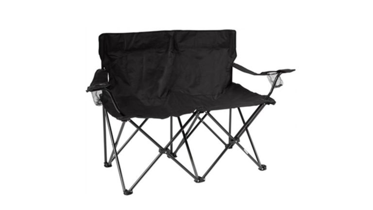 Trademark Innovations Loveseat Style Double Camp Chair Review 2020