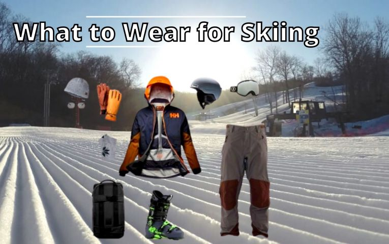 What to Wear for Skiing